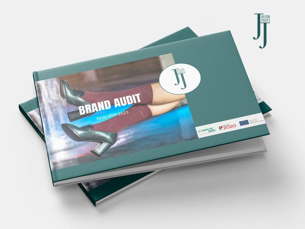 Consultoria Digital para JJ Heitor Shoes - Portfolio Mind Forward