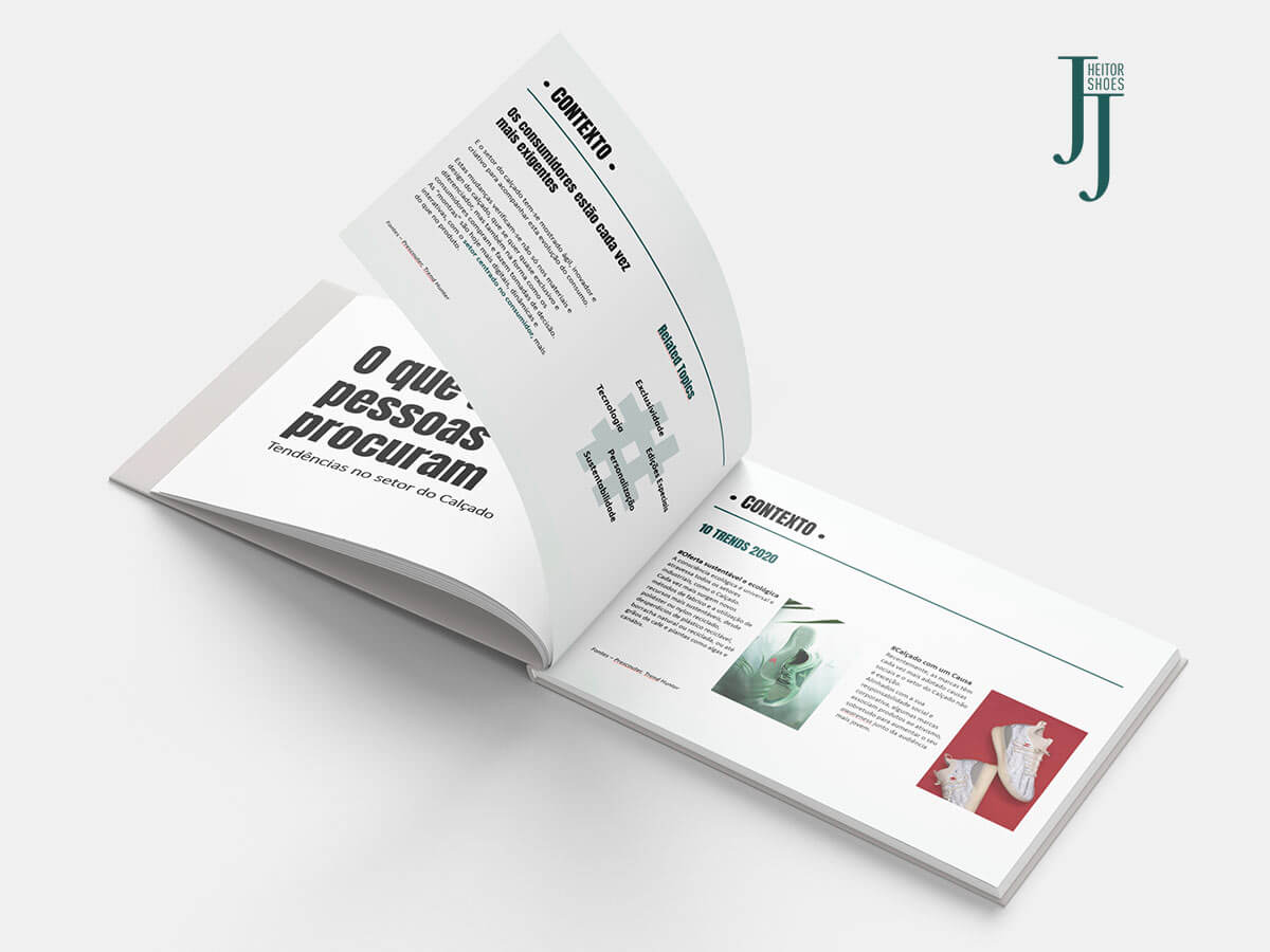 Digital Consultancy and Social Media Strategy for JJ Heitor Shoes - Portfolio Mind Forward